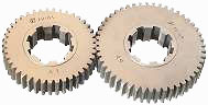 gildemeister as67 aa67 feed gears spindle speed gears