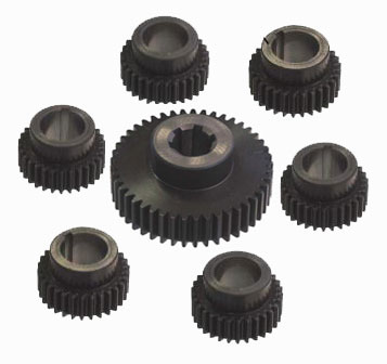 tornos sas16 as14 spindle gear as12583 center gear as12191-1