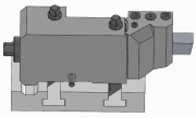 Turret and Square Bit Toolholders