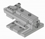 Square Bit Toolholder, TS Type