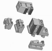 Modular Turrets and Toolholders